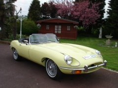 Jaguar Primrose £125,500