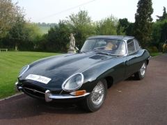 Jaguar E type  1965  4.2 FHC