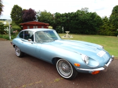 Jaguar E Type 1970 2+2 £69750
