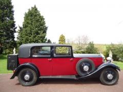 Rolls Royce 20/25 Maroon & black £57,750