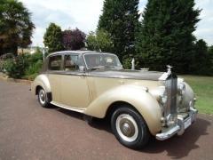 Rolls Royce Silver Dawn  1955