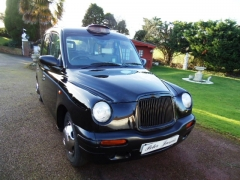 Taxi TX2 Black £6750